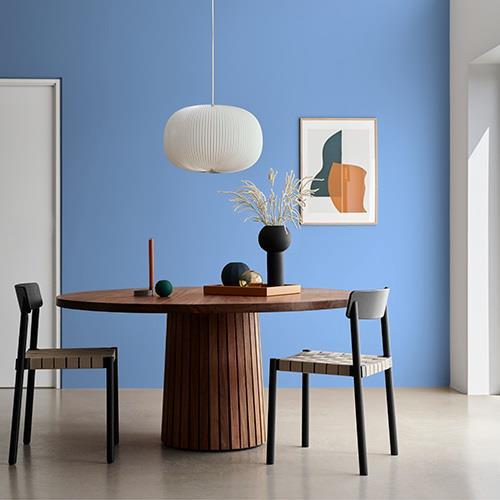 Boudoir Blue