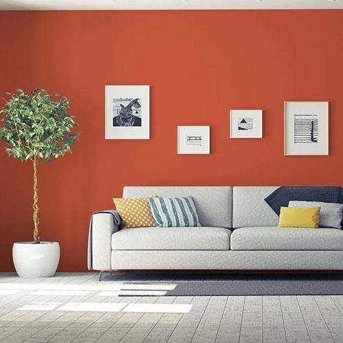 Orange Vermillion