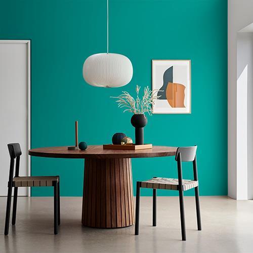 Torrid Turquoise